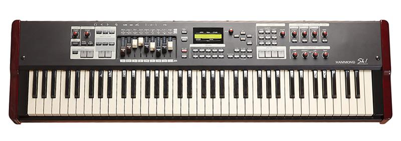 Демо-видео органа Hammond