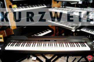 Поступление цифровых пианино от компании Kurzweil!