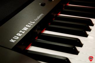 Демонстрация цифрового пианино Kurzweil KA-90
